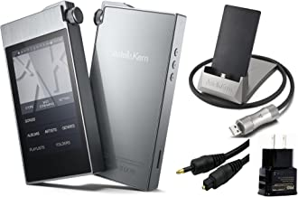 Astell & Kern AK100II High Resolution Digital Audio Player with Extreme Audio Wall Charger, PEM11 USB Docking Station, Optical Audio Connection Kit