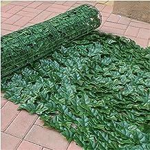 UV Bescherming Kunstmatige Balkon Groen Blad Omheining Roll Up Panel Ivy Privacy Tuin Hek Achterplaats Home Decor Rotan Pl...