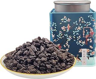 Glutinous Sticky Rice Scented Pu-erh Tea -Yunan Ripe Puerh Tea-Loose Leaf Puer Aged Flavor Black Tea-(糯米香味茶化石)350g