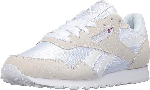 Reebok Wohommes Royal Nylon Fashion paniers, blanc blanc blanc Steel, 5.5 M US  le meilleur service après-vente
