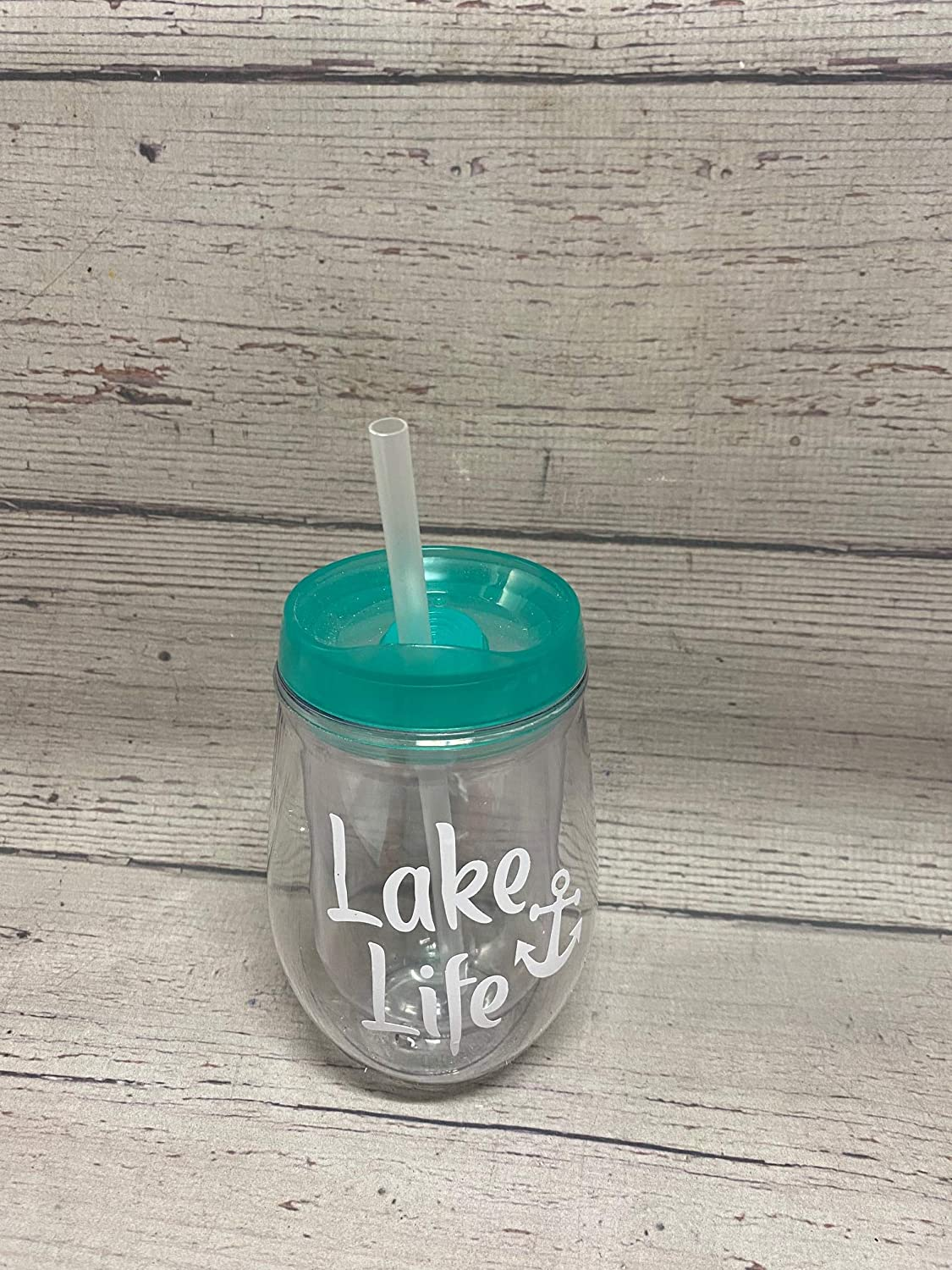 Mothers Day Gifts Lake Life Cups Boating Tumbler overseas Drinkware Bache half