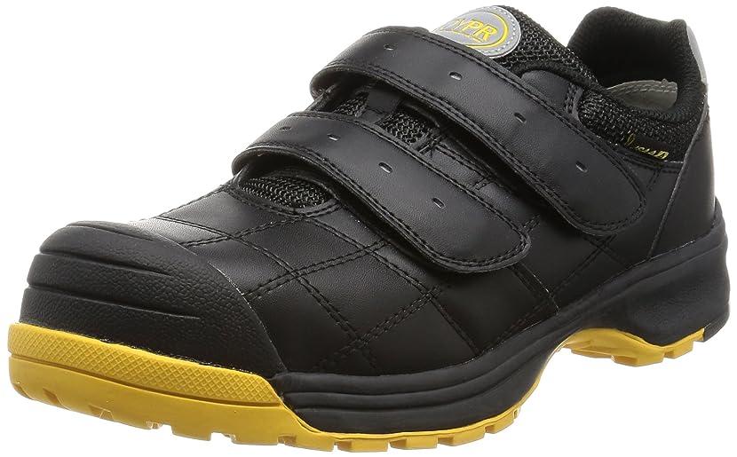 販売員自分割り当て[ドンケル] Dynasty プロ 安全靴 スニーカー マジック式 耐滑 耐衝撃 耐摩耗 JSAA A種(普通作業用) DYPR-22M メンズ