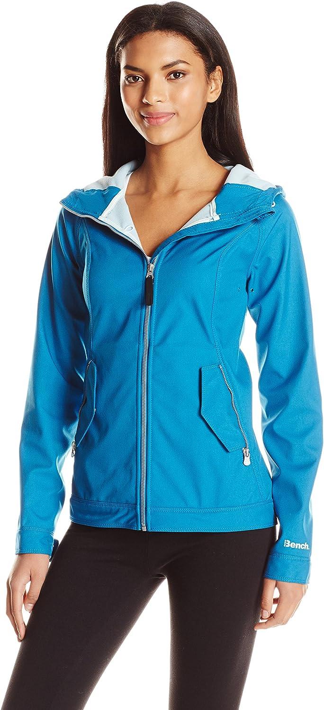 Bench Womens Slim Fit Soft Shell Jacket Shell Jacket