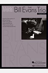 The Bill Evans Trio - Volume 3 (1968-1974) Songbook: Artist Transcriptions (Piano * Bass * Drums) Kindle Edition
