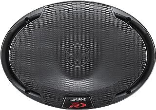 ALPINE SPR-69 6X9 2-Way COAXIAL Speakers 300W Peak / 100W RMS