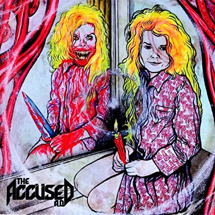 The Accused A.D. - The Ghoul in the Mirror (2019) LEAK ALBUM