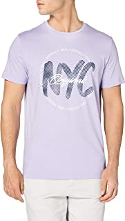 Jack & Jones Men's JORBOOSTER TEE SS CREW NECK T-Shirt