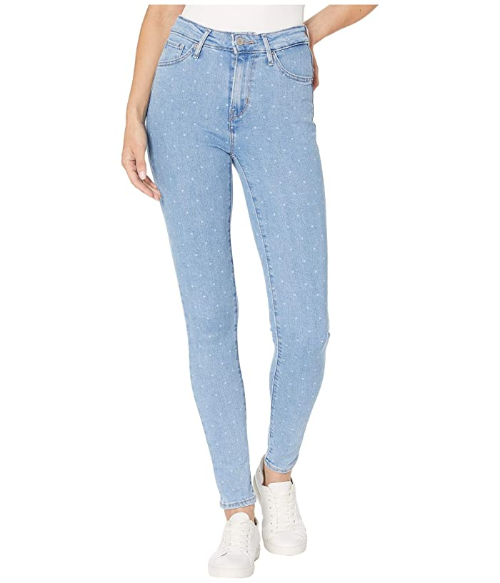 Levi S Reg Womens 721 High Rise Skinny