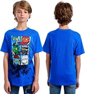 Best ninjago t shirt boys Reviews
