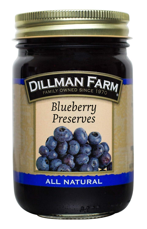 40% OFF Cheap Sale Dillman Farm Blueberry Preserves Sale SALE% OFF 16oz of Pack 6