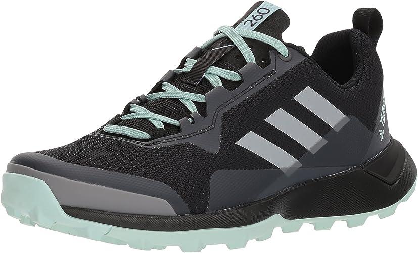 Adidas outdoor Wohommes Terrex CMTK W Walking chaussures, noir Chalk blanc ash vert, 8 M US