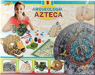 Mialegria Arqueologia Azteca Juego De Mesa