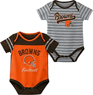 newest 6a767 19772 Amazon.com: cleveland browns baby