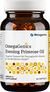 Metagenics - OmegaGenics Evening Primrose Oil, 90 Count
