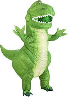 Toy Story Rex Inflatable Adult Costume Standard