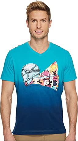 Robert Graham - Into The Wind Short Sleeve Knit Graphic T-Shirt