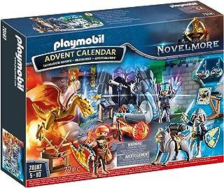 Playmobil - Calendrier de l'Avent Duel de Chevalier - 70187
