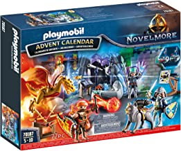 Playmobil Advent Calendar - Battle for The Magic Stone, one Size