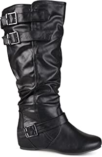 Brinley Co Women's Cammie-xwc Slouch Boot