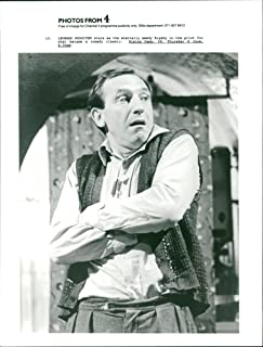 Vintage photo of Rising Damp starring Leonard Rossiter, Frances de la Tour, Richard Beckinsale, Don Warrington.