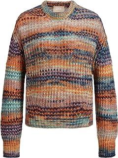 JACK & JONES Jjxx Jxsimone Ls Space Dye Cneck Knit Noos dames Pullover trui