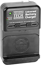 Premium-Tech PT-UNV Universal AC/DC Li-Ion Battery Charger