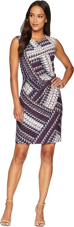 Petite Elegant Edit Twist Dress