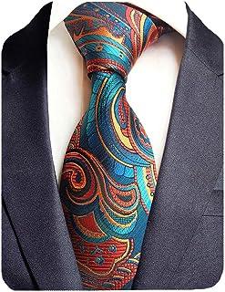 GUSLESON با نام تجاری جدید بند انگشتی دستبند Paisley Men's Plaid Lacetti for Wedding
