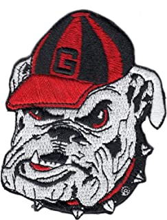 Georgia Bulldogs NCAA College School Logo Embroidered Iron On Patch