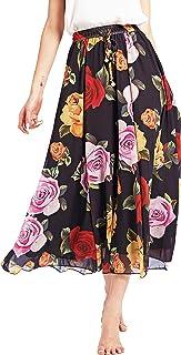 db581cf7f Amazon.es: Flores Negras - Faldas / Mujer: Ropa