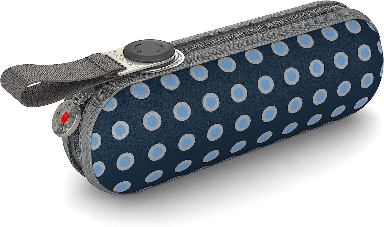 Knirps Taschenschirm X1 im Etui Nuno Amatsubu UV Protection