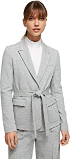 KARL LAGERFELD Tailored Jersey Blazer Mujer