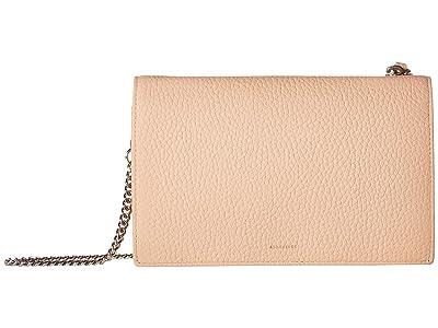 AllSaints Fetch Chain Wallet (Nude/Pink) Wallet Handbags