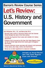 Let's Review U.S. History and Government (Barron's Regents NY)