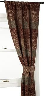 CROSCILL Galleria Pole Top Drapes