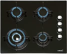 CATA CIB 6031 BK Integrado Encimera de gas Negro - Placa (
