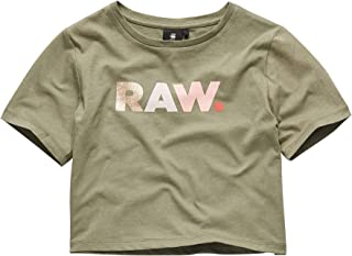 G-STAR RAW Sq10615tee Shirt Camiseta para Niñas