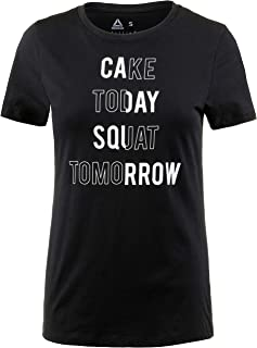 Reebok Women's Cake Today T-Shirt