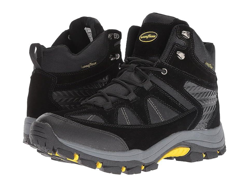 Goodyear Footwear Teton (Black/Grey) Men