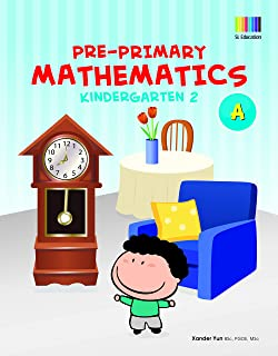 Pre-Primary Mathematics Kindergarten 2 Activity Book A