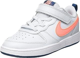 Nike Court Borough Low 2 (TDV), Sneaker Garçon Mixte Enfant