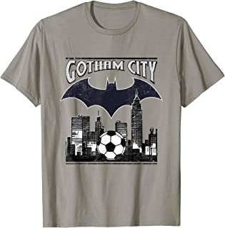 Batman Gotham City Football T-Shirt