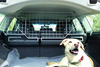 Deluxe Adjustable Tubular Dog Guard// Pet Barrier for KIA SPORTAGE 05-10