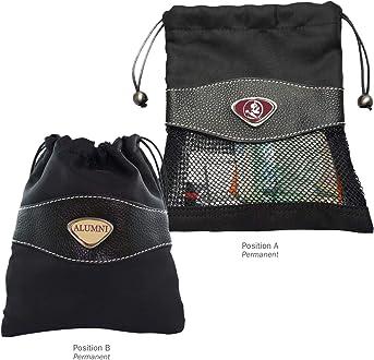 AdSpec NCAA Florida State Seminoles Collegiate Womens Duffel BagCollegiate Womens Duffel Bag Black One Size