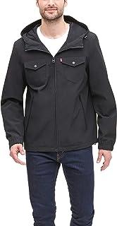Men's Hooded Waterproof Arctic Cloth Rain Jacket