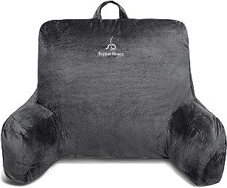 Supportiback® | La almohada de lectura #1 en Amazon | Diseñada por Doctores y con Súper Relleno para una Postura Cómoda d...
