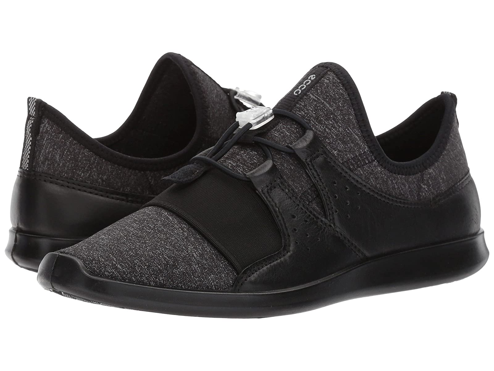 ECCO Sense Elastic ToggleAtmospheric grades have affordable shoes