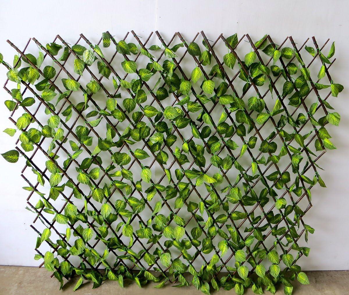 Expandable Faux Ivy Trellis, 200