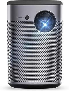 XGIMI Halo,1080P Full HD,800 ANSI Lumen Proyector Portátil de Cine en casa,Android TV 9.0 Proyector Inteligente,Harman / Kardon,Proyector de Películas,Video Proyector
