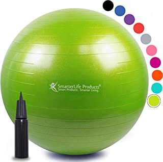Exercise Ball for Yoga, Balance, Stability from...